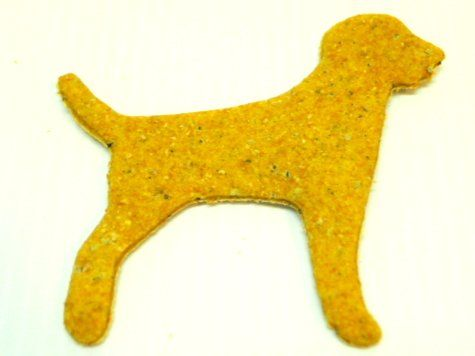Good dog cookies, from our dog treats recipes