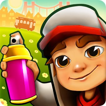 Download Subway Surfers APK MOD and unlock all feature!!