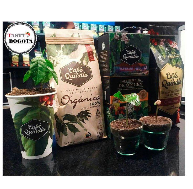 Café orgánico del Quindío  Carulla