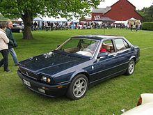 Maserati Biturbo 430 4V Wikipedia