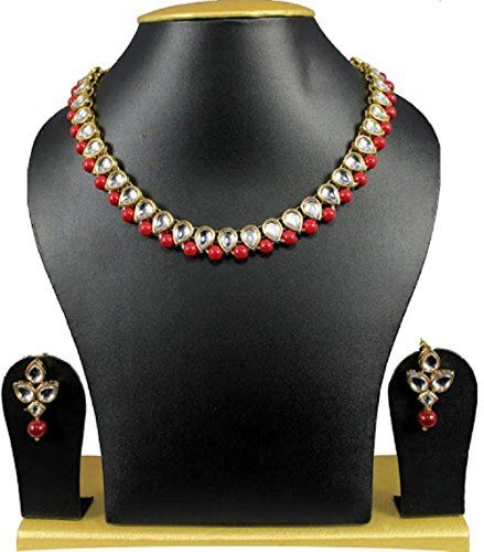 Ddivaa Ethnic Indian Bollywood Gold Plated Red Pearls Kun... https://www.amazon.com/dp/B01NBY0YRR/ref=cm_sw_r_pi_dp_x_nhD5zb2WSJ6S7