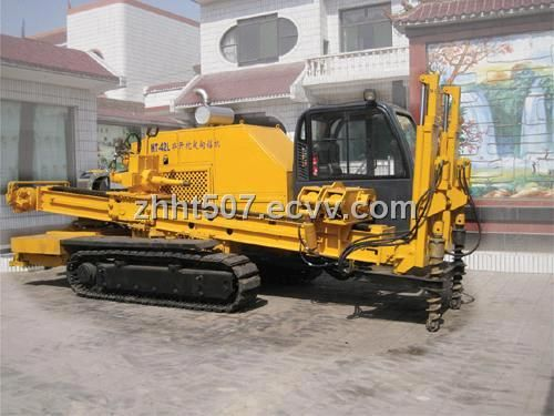 Horizontal Directional Drilling Rig (HT-42LB) - China trenchless, Hunt-drill