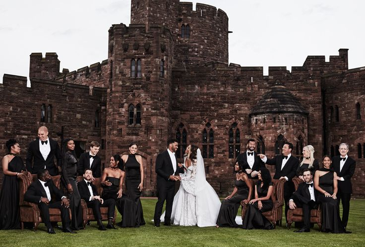 Ciara and Russell Wilson Wedding                                                                                                                                                                                 More