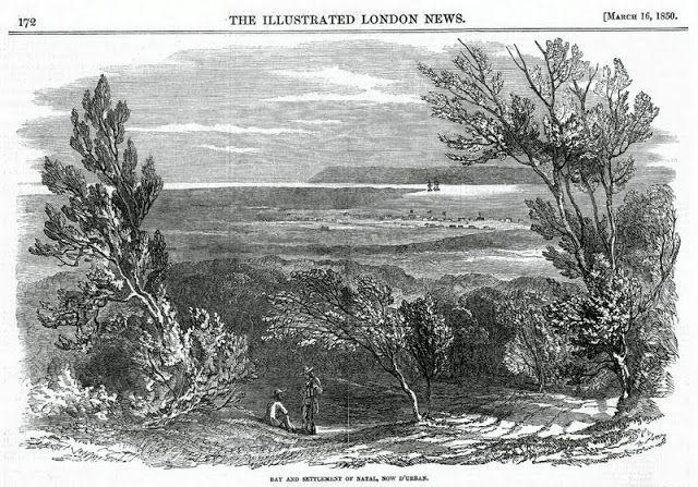 Durban Bluff 1850's