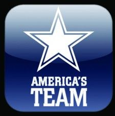 America's Team (iPad App) | Dallas @Karen Smith