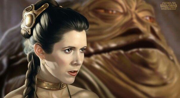 Leia Und Jabba