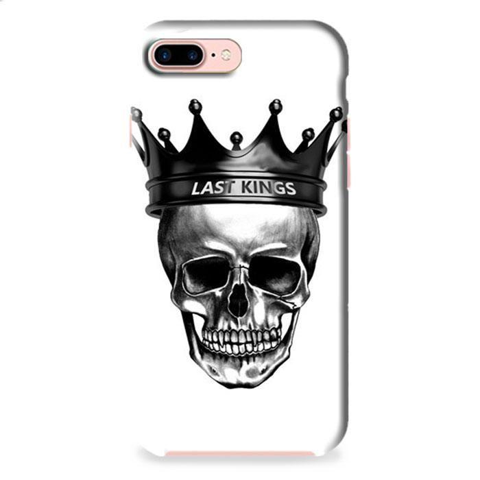 Tyga Last Kings Skull iPhone 7 3D Case Dewantary