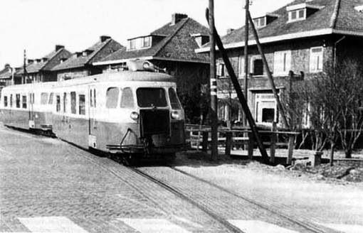 Dordtsestraatweg, oma woonde in een zijstraat die nu niet meer bestaat.