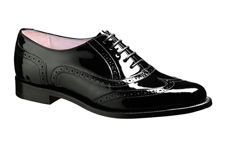 Barker Freya   Barker Womens wingtip brogue shoe  http://www.robinsonsshoes.com