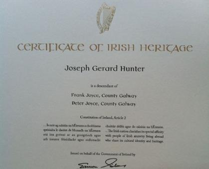 What a great gift idea!  Being Irish is so very special!!