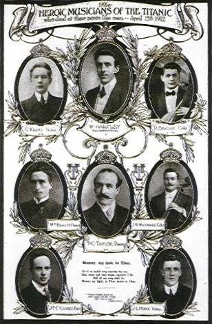 Tono Menor: La Orquesta del Titanic: 100 años después