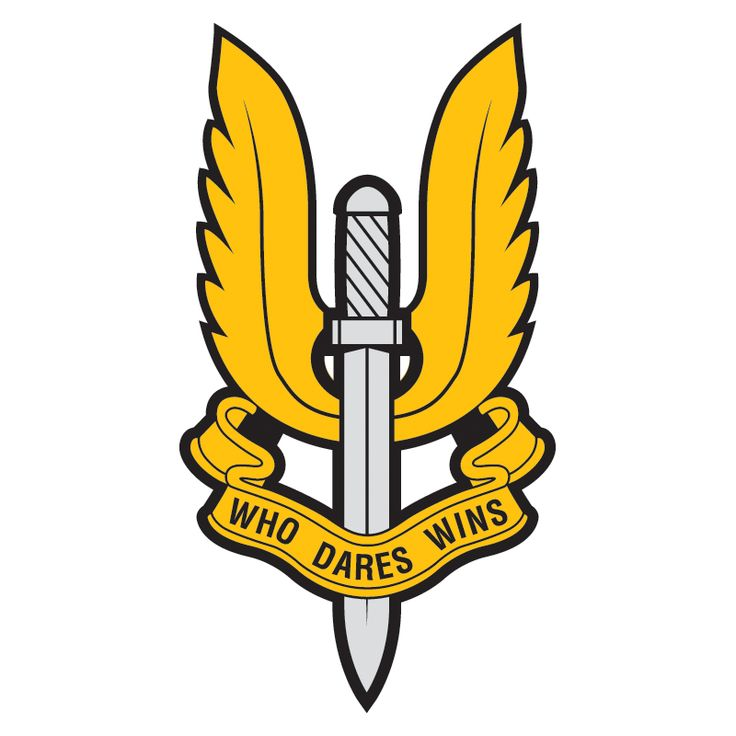 British Special Air Service (SAS), would love to earn this one day