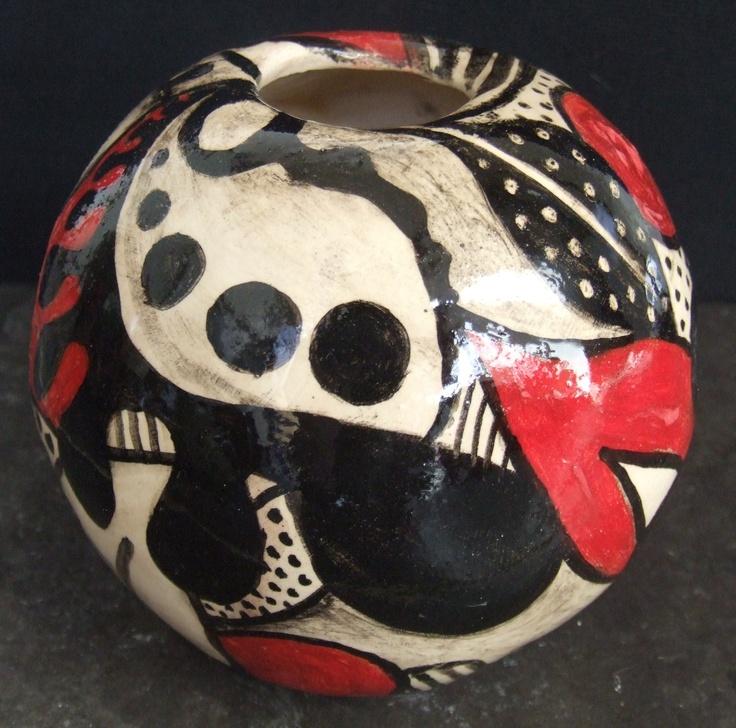 Mel Dixon Vase