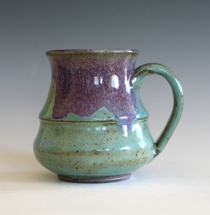 Coffee Mug 16 Oz Unique Coffee Mug Handmade Ceramic Cup