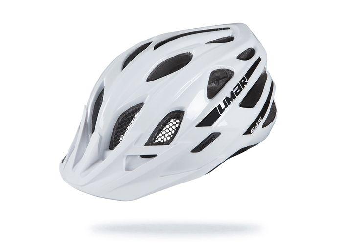 Limar - 545 MTB Helmet White/Black Medium