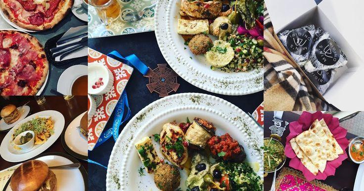 Gdzie warto zjeść w Poznaniu? - Indyjskie, libańskie, zdrowo, burger, pizza, onigiri | my way - tamitola's way