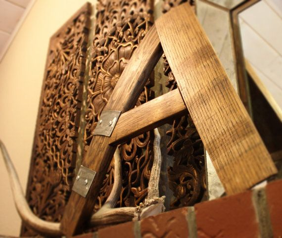 20 Eye Catching Under Stairs Wine Storage Ideas: 51 Best Images About Wine Stave/Barrel Craft Ideas On