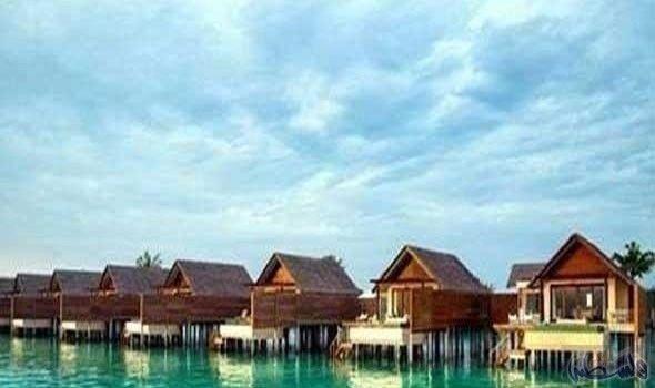 منتجع نياما في المالديف ملاذ للباحثين عن الراحة House Styles Mansions House