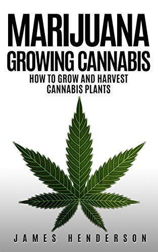 Price:    This book will teach you everything you need to know about growing cannabis. In this book, you will learn how to select the best seeds, how to grow cannabis indoors as well as outdoors, how to take care of your cannabis plants as well as when and how to harvest your cannabis.Very few...