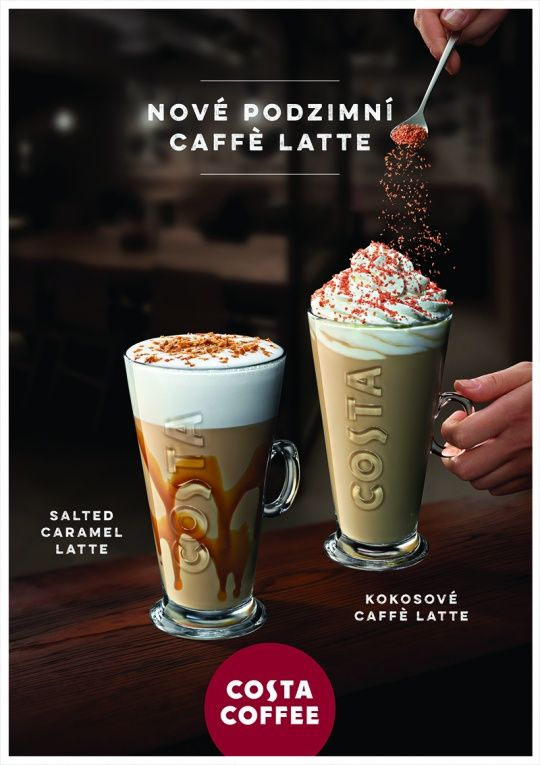 Září 2017 - Trochu jiné caffè latte