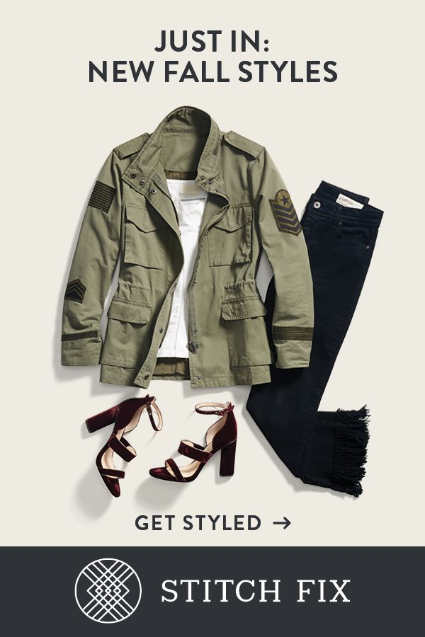 Warm up your wardrobe with 5 pieces handpicked by our expert Stylists. Tell us what you like & we'll tailor a look to your tastes & budget. Keep what you love, send back the rest. Free shipping & returns.
