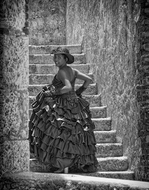 Traditions, Santiago De Cuba. Discover the story behind the image, visit my website www.jeanpierredagenais.com
