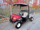 2007 Toro E2065 Workman Electric Utility Cart Hydraulic Dump Bed 48V UTV ATV