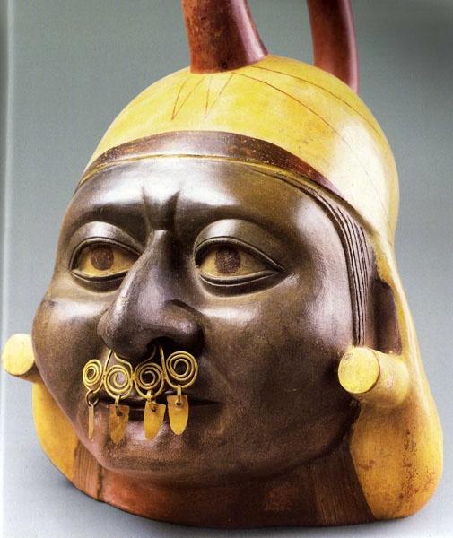 Moche culture, Peru                                                       …