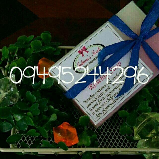 I'm selling rosehip soap for ₱80.00. Get it on Shopee now!http://shopee.ph/julianastouchskincare/2859927 #ShopeePH