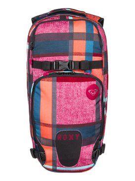 roxy, Tribute -  Snow Backpack, Anthracite-1 (kvj1)