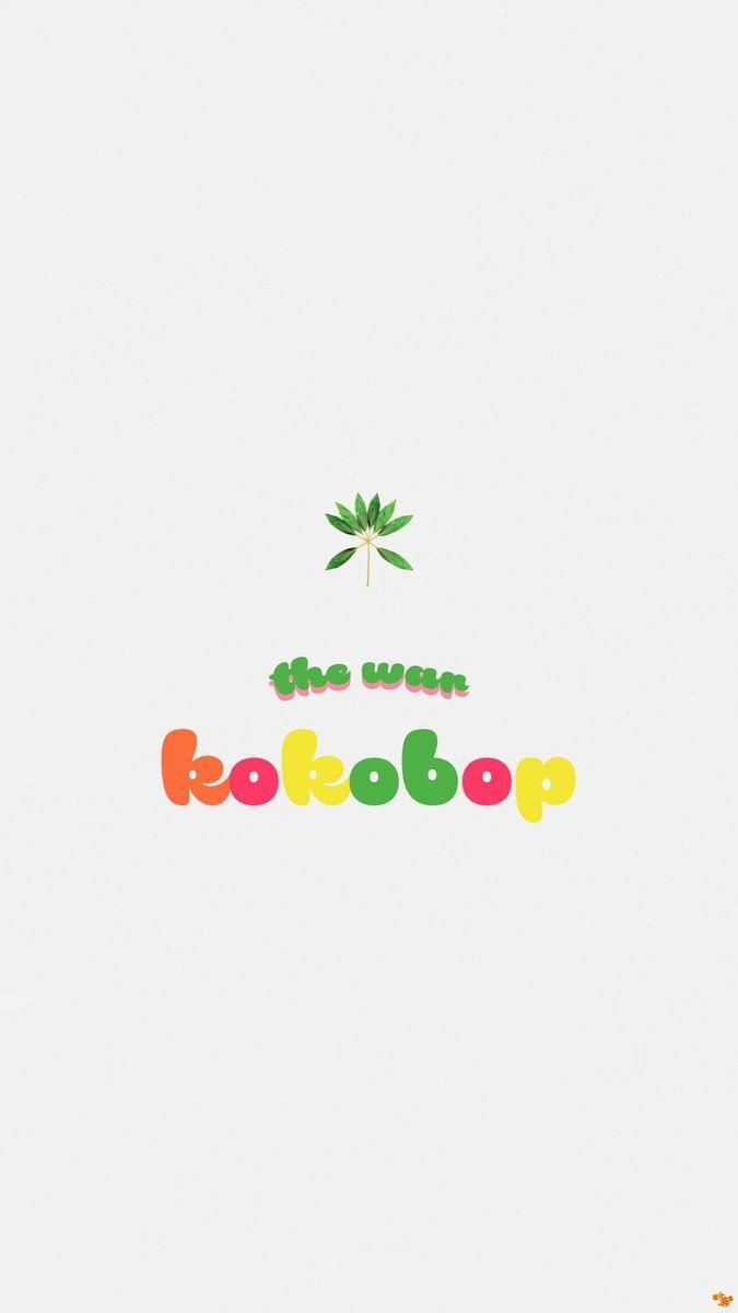 The War_Kokobop - EXO Album