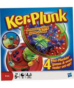Buy Kerplunk Board Game From Hasbro Gaming Board Games