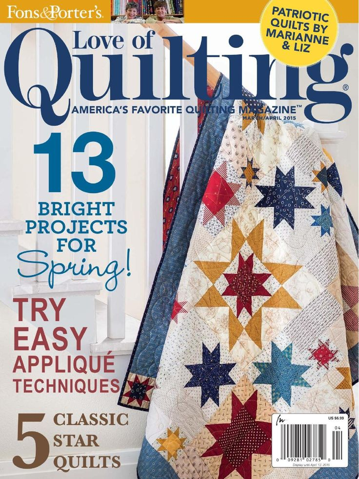 Magazines Sewing And Patch