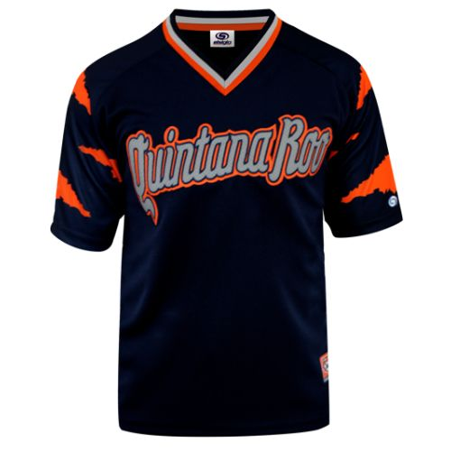 Baseball-Other 204: Brand New Tigres De Quintana Roo Jersey 2017 Liga Mexicana Del Pacifico -> BUY IT NOW ONLY: $99.99 on eBay!