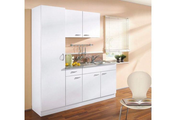 Küchenzeile »Cali« ohne E-Geräte, Breite 360 cm Jetzt bestellen - küchenblock ohne e geräte