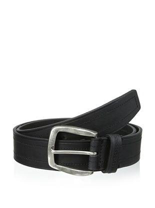 50% OFF J.Campbell Los Angeles Men's Casual Belt (Black)