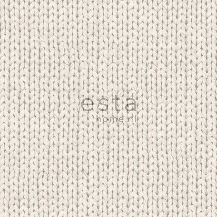 Denim & Co. knitting beige behang 137720 beige breiwerk