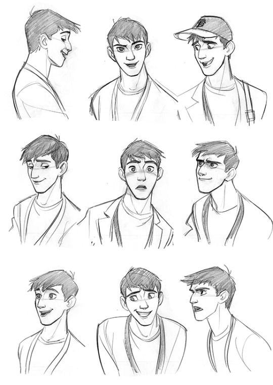 Disney Character Design Internship : Best male character design ideas on pinterest