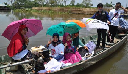 ACT's Determination to Help the People of Muara Gembong - Aksi Cepat Tanggap