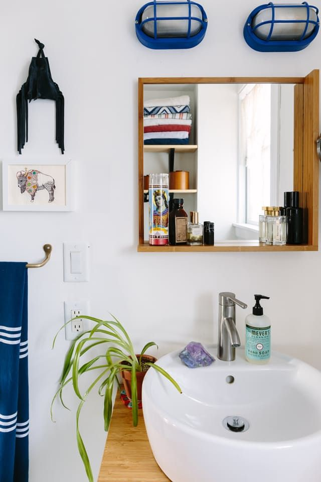 3 small effort big impact diy ideas to steal from this small providence condo