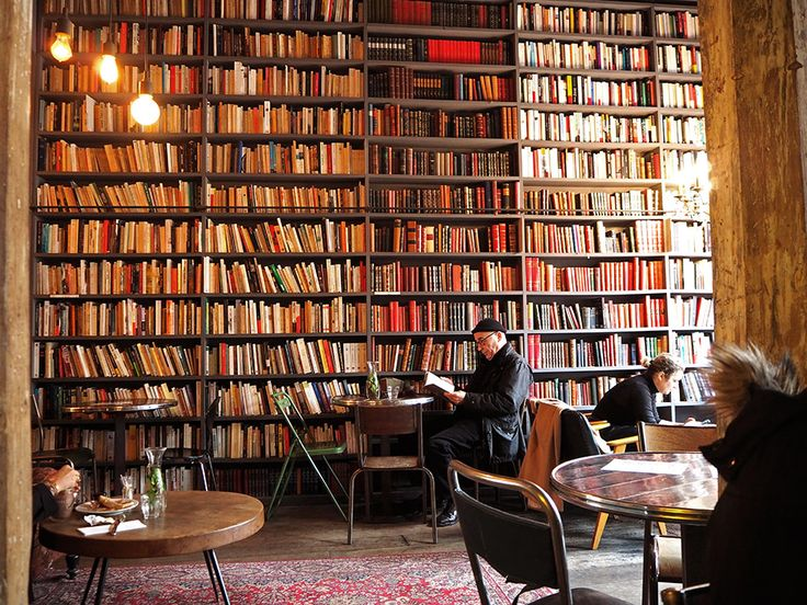 7 Of The Coolest Cafes In Paris | PROJECT INSPO | Bloglovin'