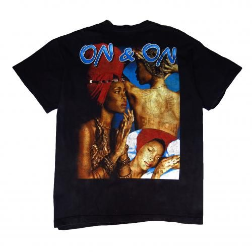 21148403 VINTAGE ERYKAH BADU ON AND ON T-SHIRTS - RIGHTSTUFF WebStore | polyvore in  2019 | Shirts, Vintage, T shirt