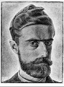 M.C. ESCHER  A true visionary. He help to expand my mind and see what more I could do with my imagination.