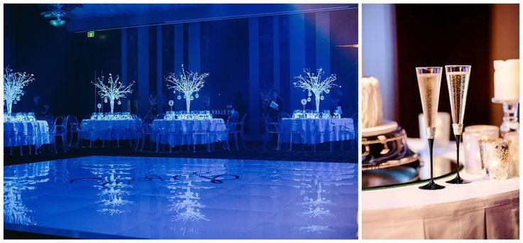 White dancefloor perth