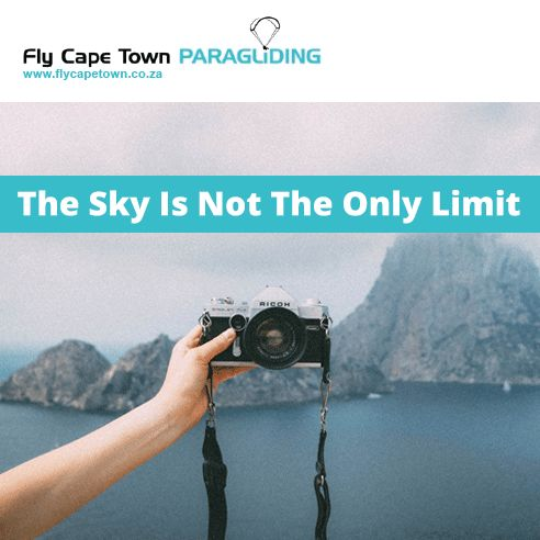 In-flight photography and video @ only 300 bucks!  The sky's the best place to take a selfie ;)