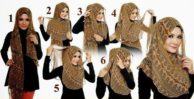 Hijab is a veil which covers the head and chest. Hijab can be worn in so many traditional or fashionable way. Muslim teen girls like fashionable hijab.
