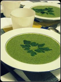 Thermomix Tarif Defterim: Chicken and Spinach Soup
