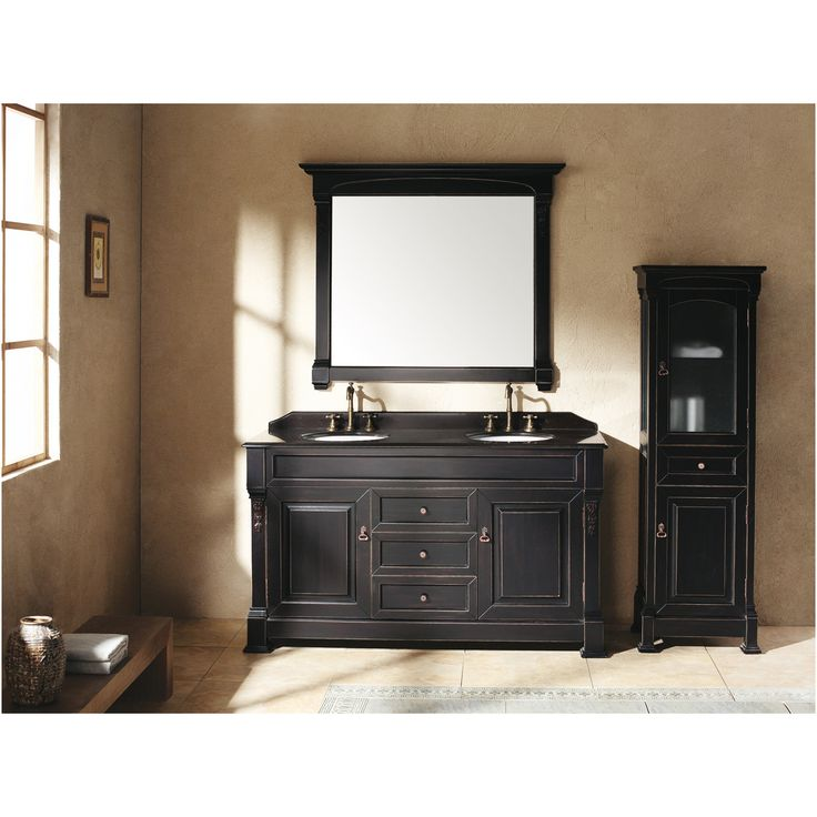 Bathroom Vanities Brands 70 best black bathroom vanities images on pinterest | black