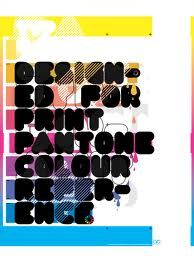 neville brody typography, nice use of colours and layout.