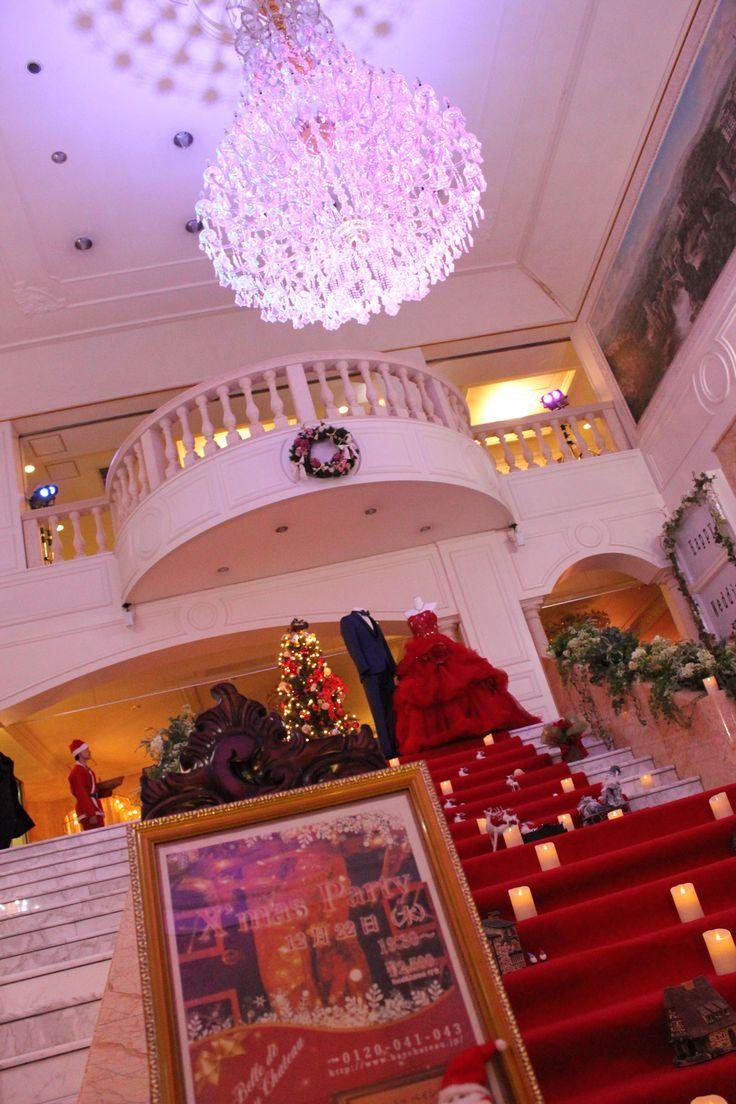 クリスマスはベイシャトーでわいわい楽しいパーティー!